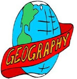 The Word Geography.