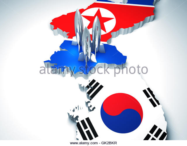 North And South Korea Stock Photos & North And South Korea Stock.