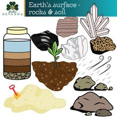 Geological clipart #8