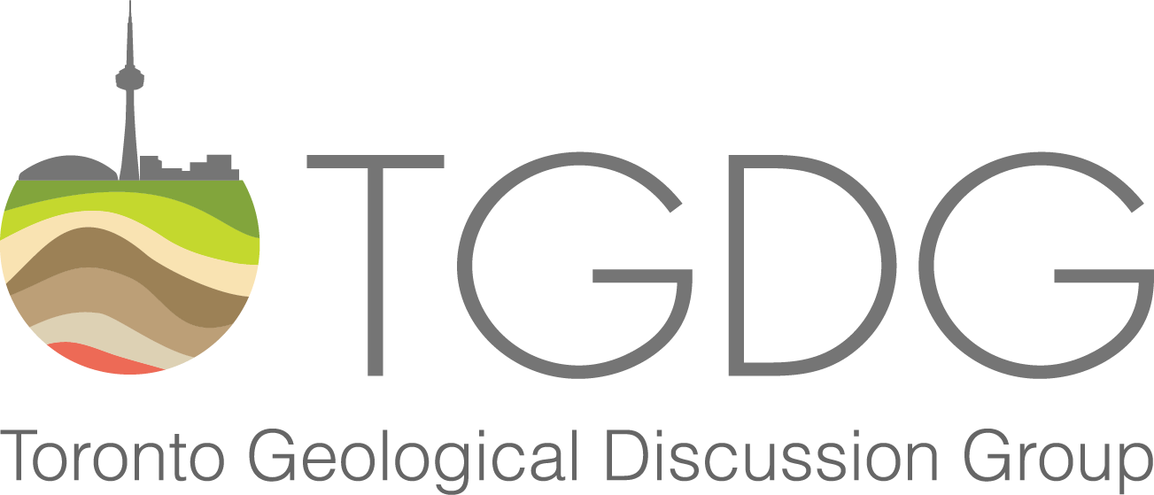 Toronto Geological Discussion Group.