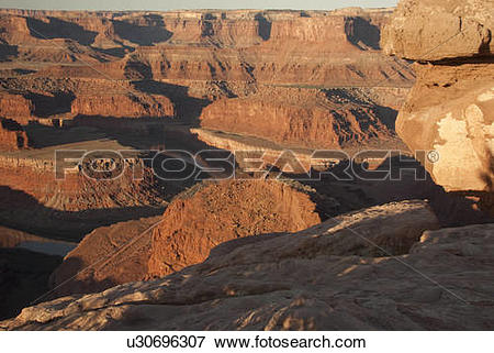 Picture of Flat Top Rock Formations u30696307.