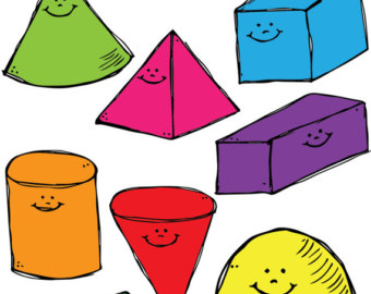 Free clipart geometric shapes.