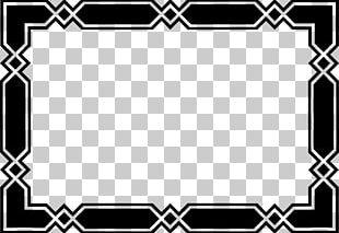 Geometric Border PNG Images, Geometric Border Clipart Free Download.
