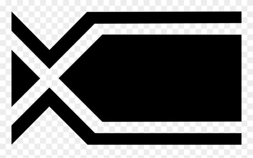 Geometric Half Border.