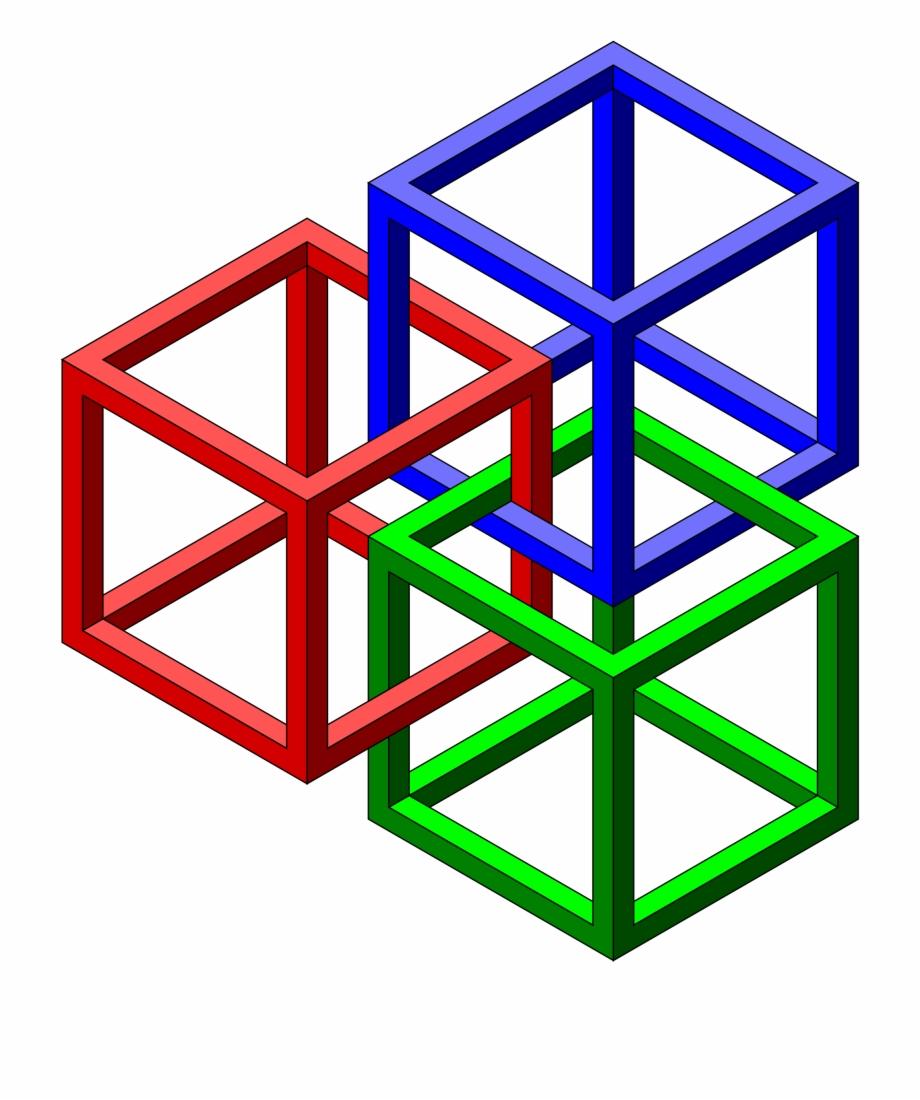 Banner Stock Geometry Clipart Desktop Backgrounds Cubes.