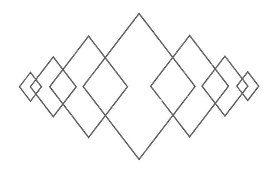 Diamond Art Geometry Shape Design Minimalism Geometric.