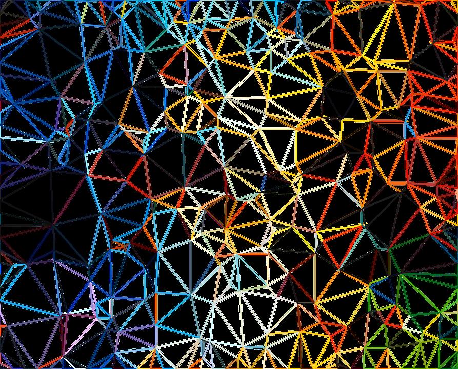 Geometric Pattern Abstract.