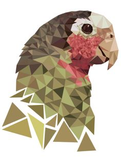 06 Semester Test Project: Geometric/Low Poly Design.