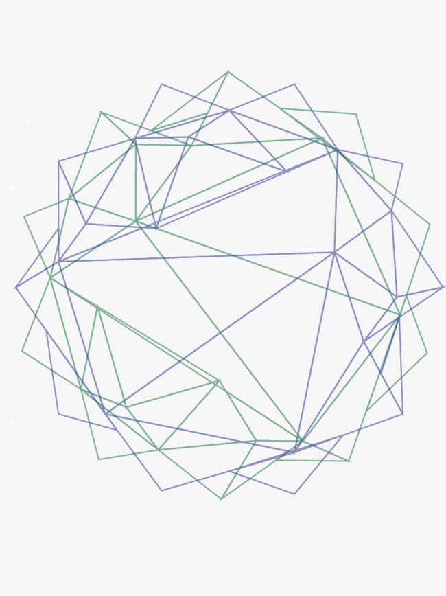 2019 的 Abstract Vector Geometry Background, Geometric Creative.