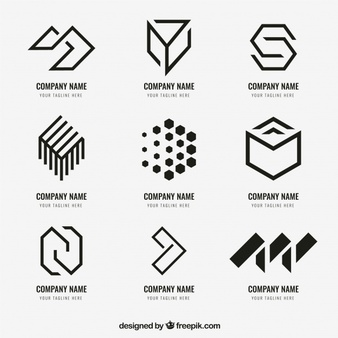 Geometric Logo Vectors, Photos and PSD files.