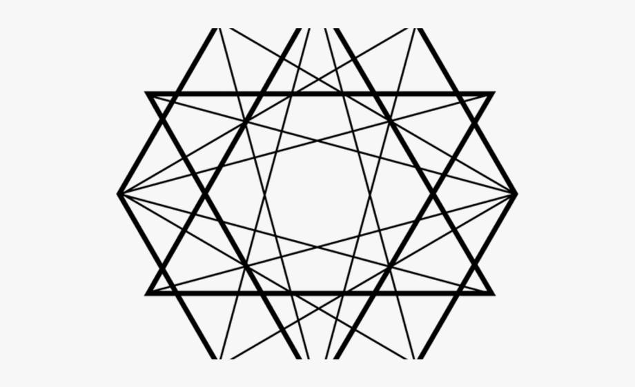 Aesthetic Clipart Geometric.