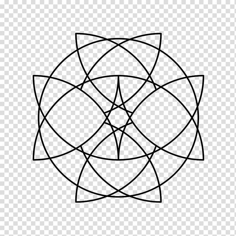 Geometry Geometric shape Circle Mathematics, circle.