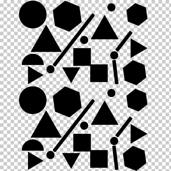 Geometric shape Geometry Circle Graphic design, geometric.