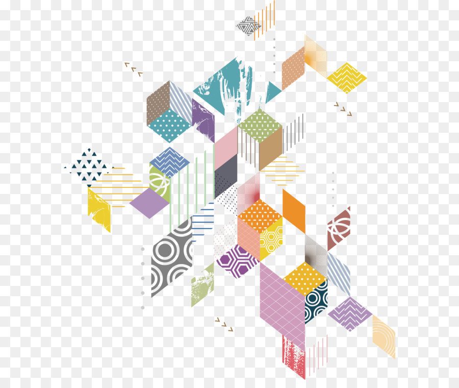 Geometric Shape Background png download.