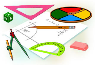 Geometry Clipart.