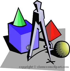 Geometry Free Clipart.