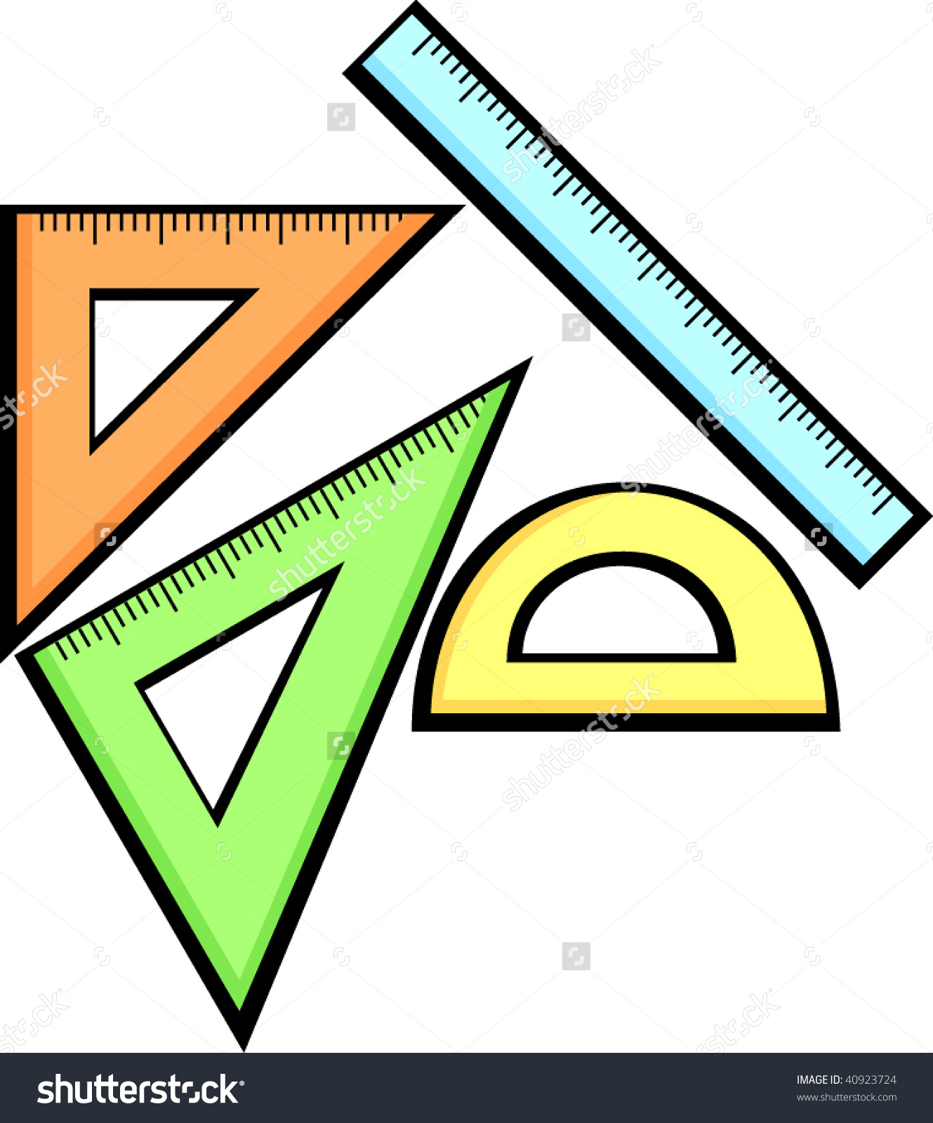 Clipart geometry.