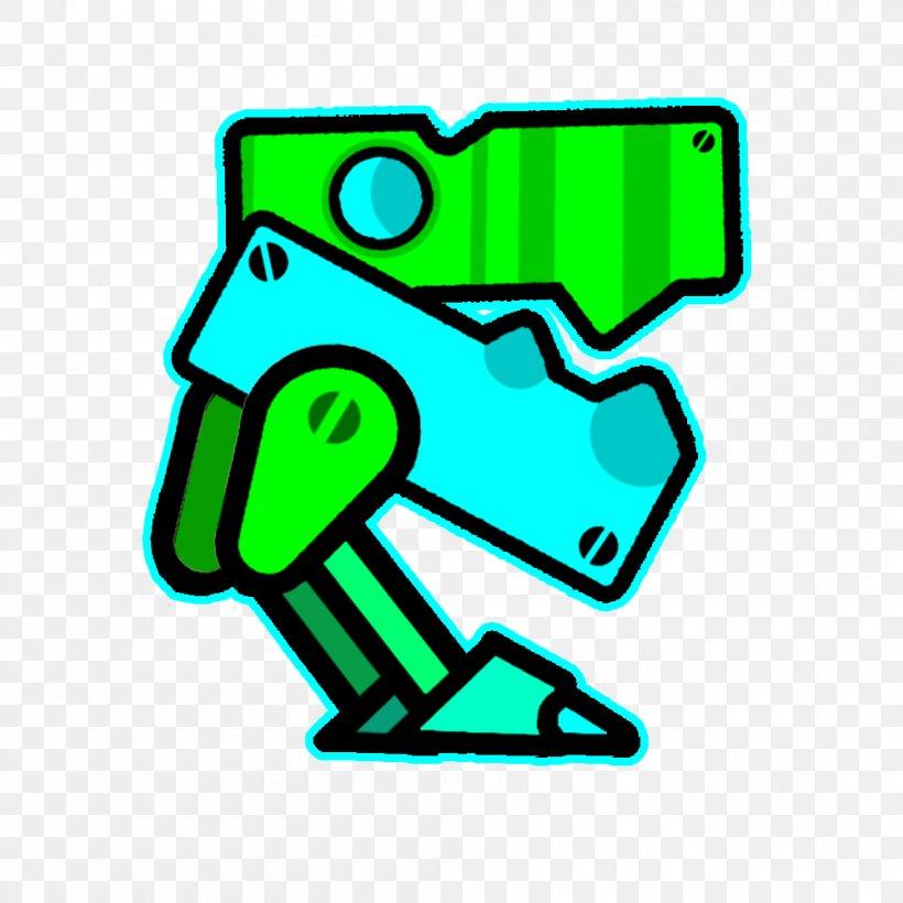 Geometry Dash Robot Color Clip Art, PNG, 1000x1000px.