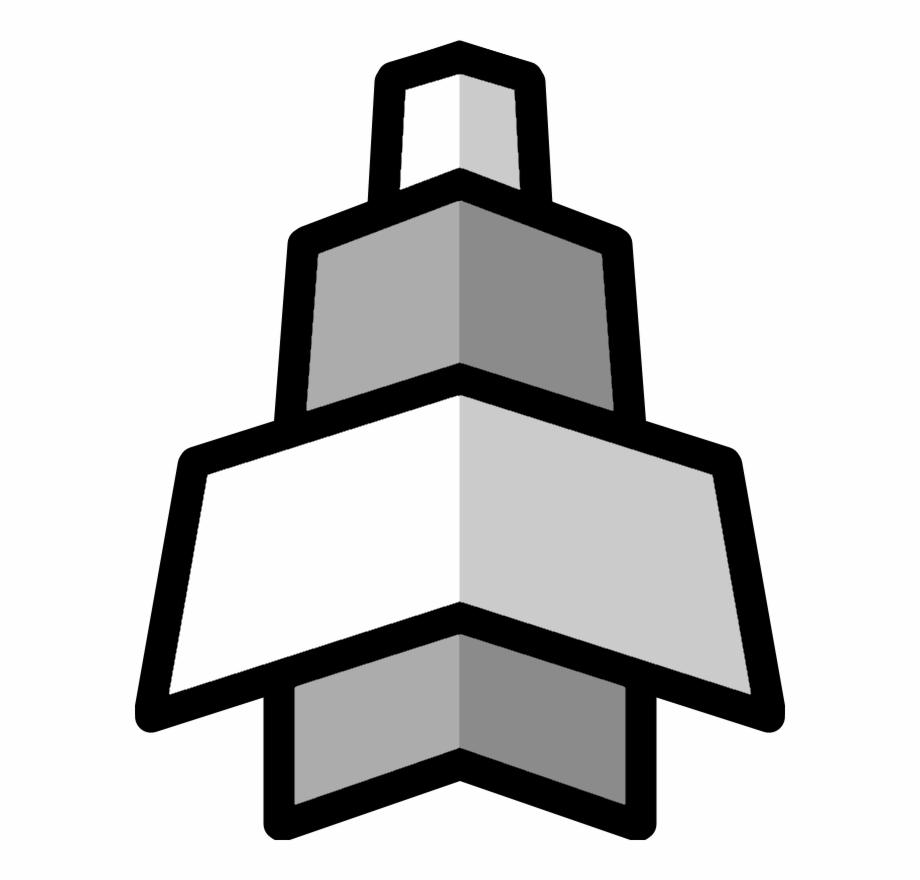 Geometry Dash Ship Png ,Transparent PNG, (+) Png Group.