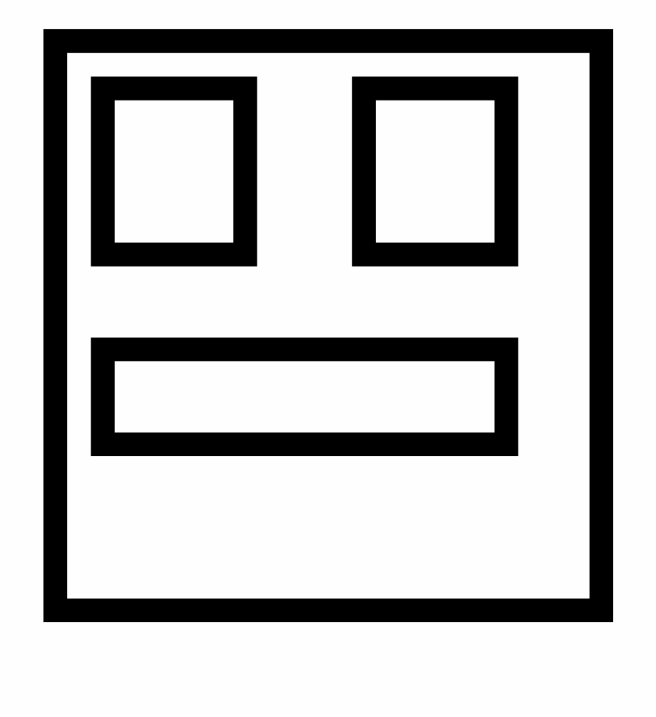 Geometry Dash Logo.