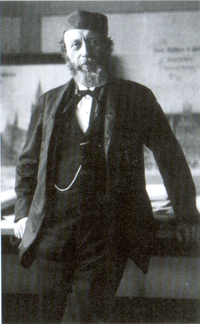 Georg von Hauberrisser.