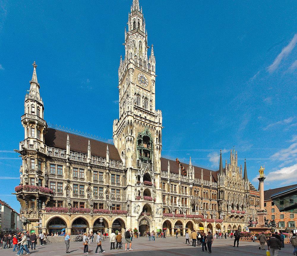Munich (München) —.