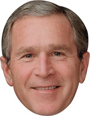 George Bush PNG images free download.