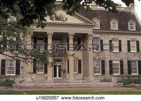 Picture of Rochester, photography, Eastman Kodak, mansion, New.