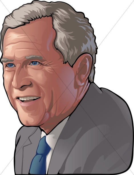 Vexel George W. Bush.