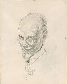 "Self Portrait"" Jack Unruh."