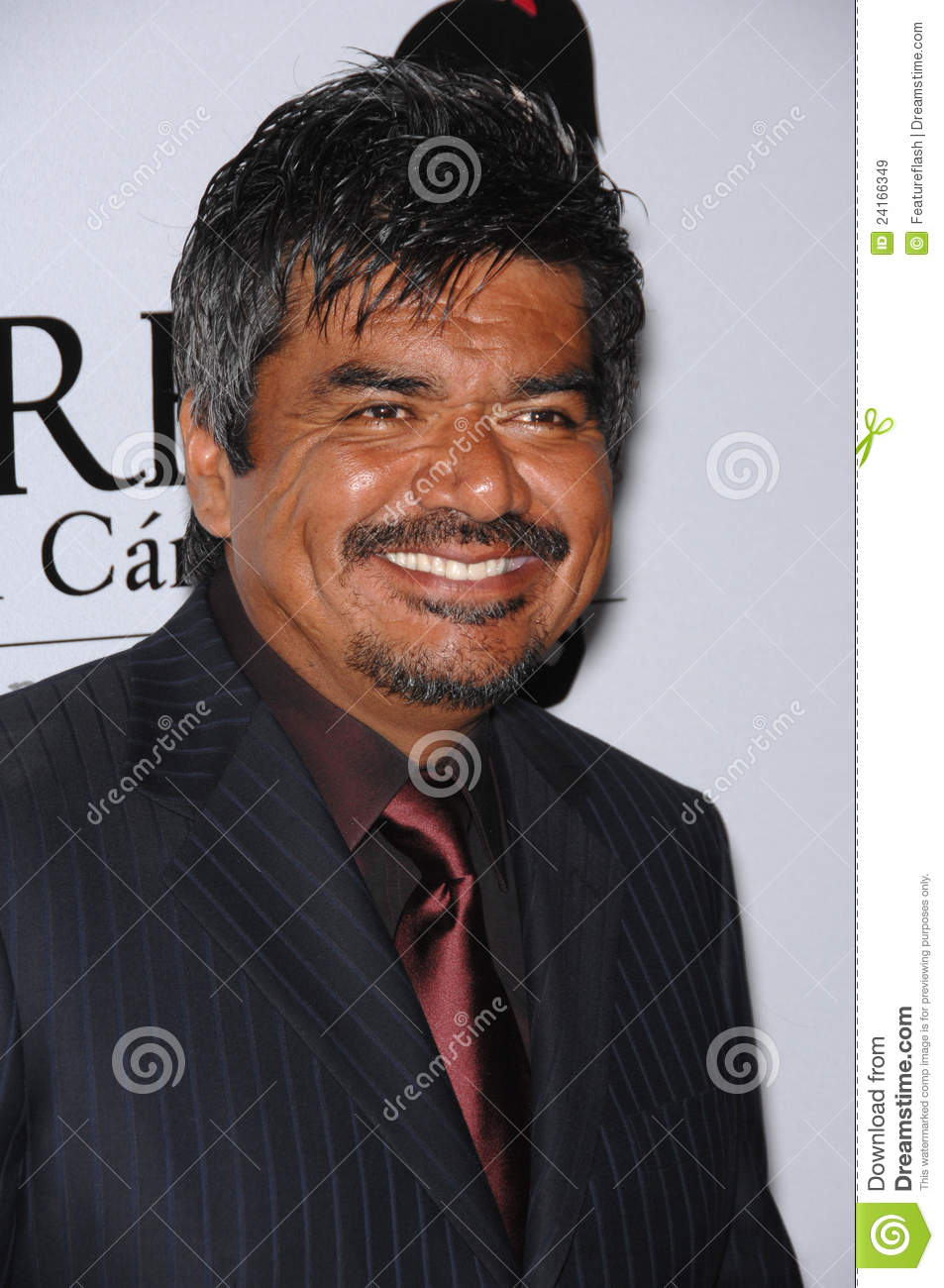 George Lopez Editorial Stock Image.