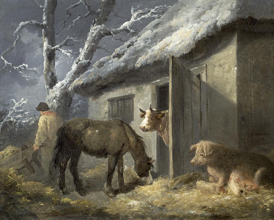 Bridgeman Images Artwork Collection: Winter.