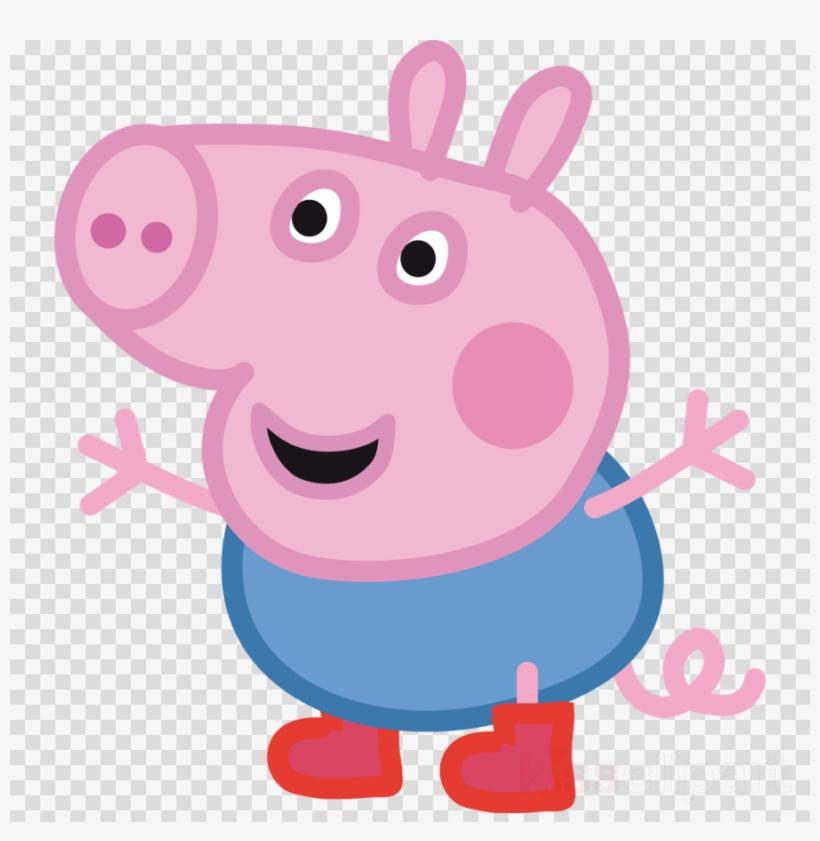 George Peppa Pig Clipart George Pig Daddy Pig.