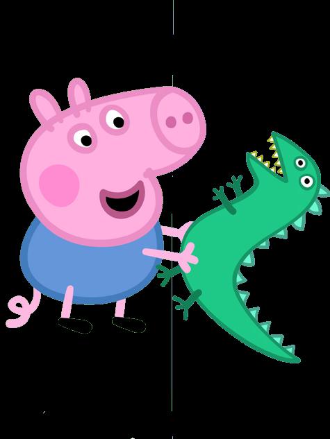 Peppa Pig printable all characters.