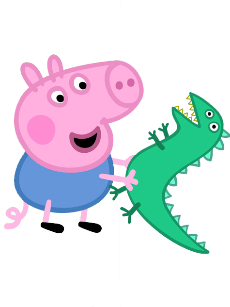 Peppa Pig printable all characters.