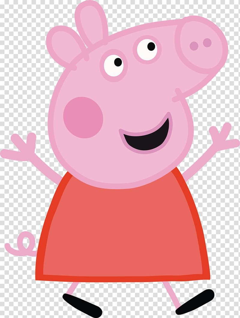 Peppa, Entertainment One Animated cartoon , PEPPA PIG.