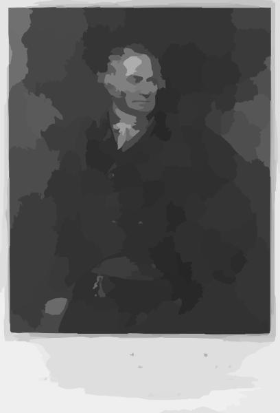 George Romney, Painter Clip Art at Clker.com.