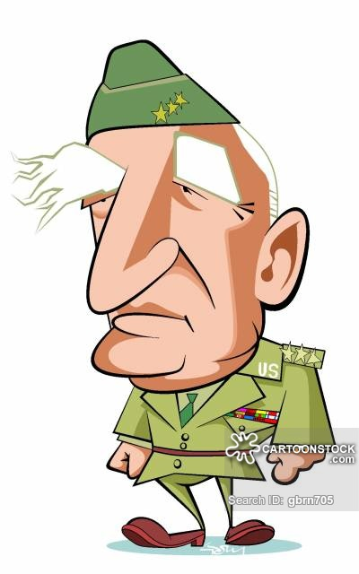 Military Historians Cartoons and Comics.