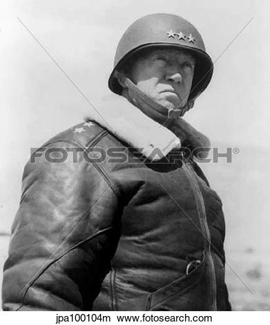 Stock Photo of Digitally restored vector photograph of General.
