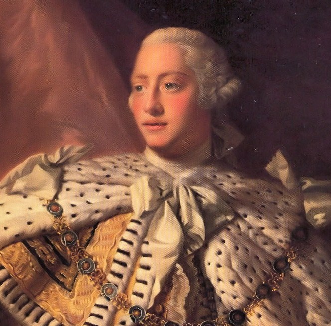 King George III.