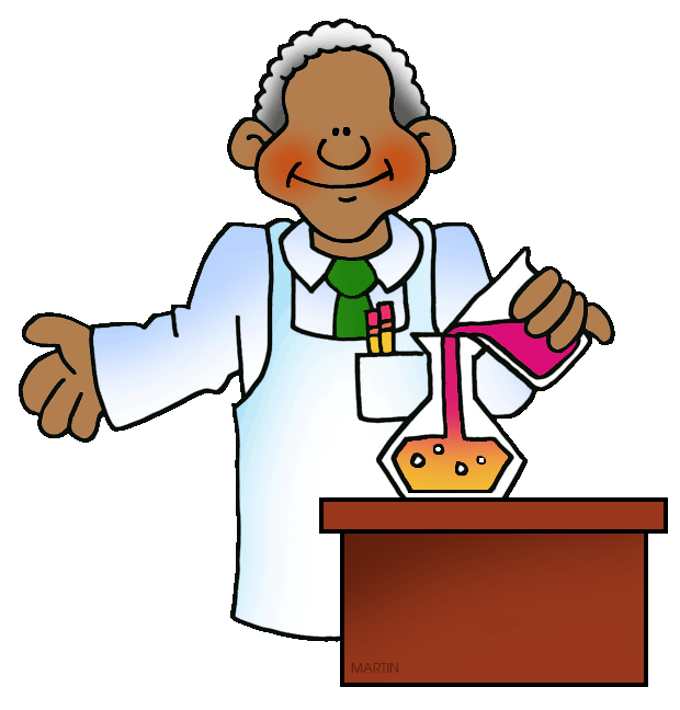 George Washington Carver Clipart.