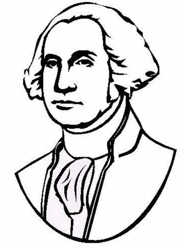 George Washington Clipart.