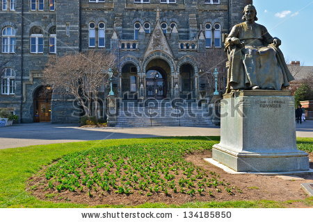 Georgetown Dc Stock Photos, Royalty.