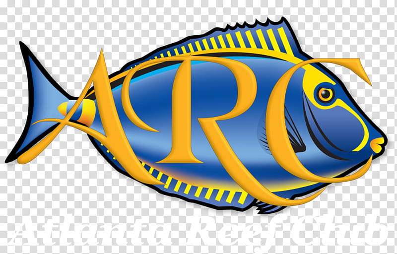 Fish, Atlanta, Atlanta Reef, Reef Aquarium, Logo, Saltwater.