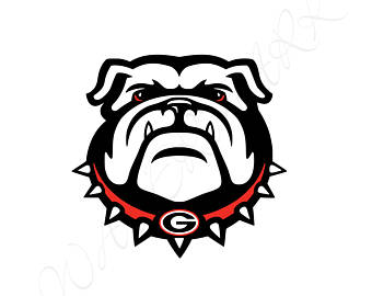 Georgia bulldogs clipart 5 » Clipart Station.