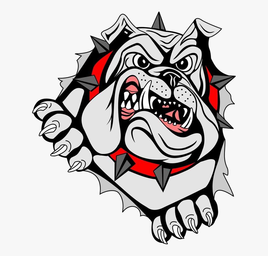 Georgia Bulldog Clipart Transparent Png.