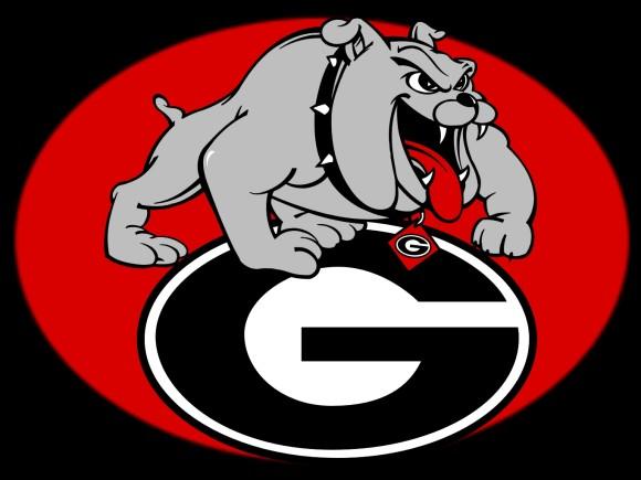 Free Georgia Bulldog Clipart.