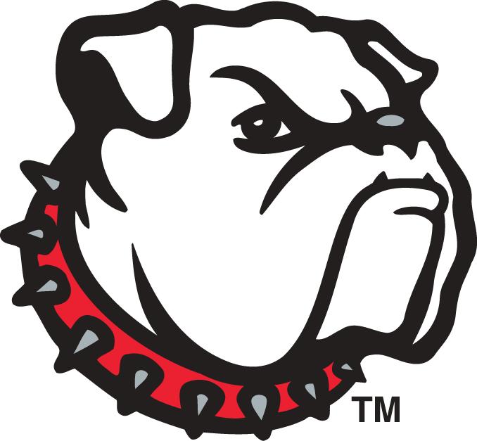 Georgia Bulldogs Alternate Logo (1996).