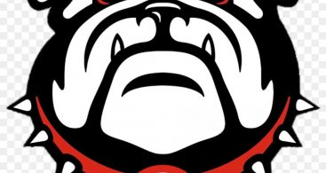 Georgia Bulldogs Football Logo Vector Archives.