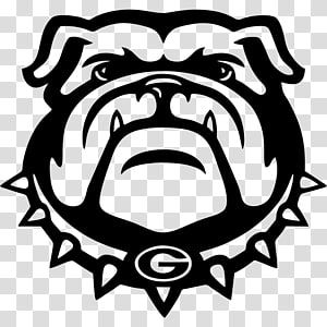 Georgia Bulldogs football transparent background PNG cliparts free.
